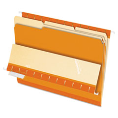 PFX421013ORA - Pendaflex® Interior File Folders