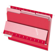 PFX421013RED - Pendaflex® Interior File Folders