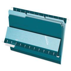 PFX421013TEA - Pendaflex® Interior File Folders