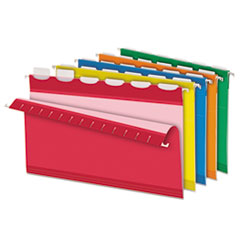 PFX42593 - Pendaflex® Ready-Tab® Colored Reinforced Hanging File Folders