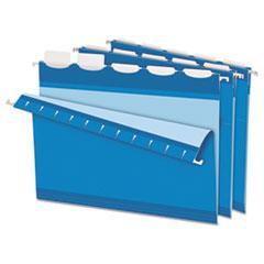 PFX42622 - Pendaflex® Ready-Tab® Colored Reinforced Hanging File Folders