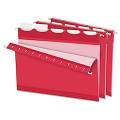 PFX42623 - Pendaflex® Ready-Tab® Colored Reinforced Hanging File Folders