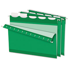 PFX42626 - Pendaflex® Ready-Tab® Colored Reinforced Hanging File Folders