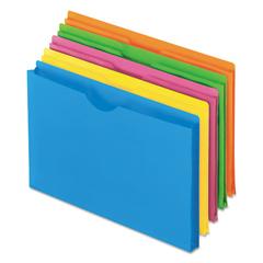 PFX50992 - Pendaflex® Glow Poly File Jacket