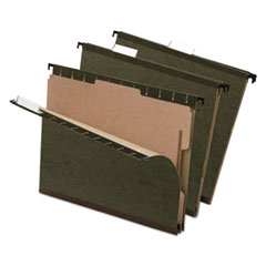 PFX59253 - Pendaflex® SureHook™ Reinforced Hanging Divided Folders