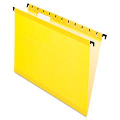 PFX615215YEL - Pendaflex® SureHook™ Hanging File Folders