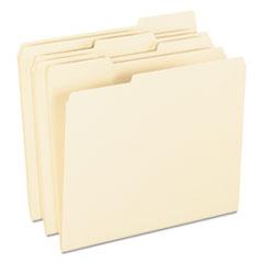 PFX62699 - Pendaflex® Archival-Quality Manila Pressboard File Folders