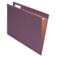 PFX74535 - Pendaflex® Earthwise® 100% Recycled Colored Hanging File Folders