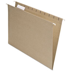 PFX74542 - Pendaflex® Earthwise® 100% Recycled Colored Hanging File Folders