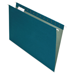PFX76502 - Pendaflex® Earthwise® 100% Recycled Colored Hanging File Folders