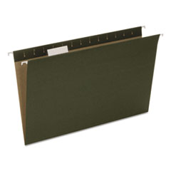 PFX76517 - Pendaflex® Earthwise® 100% Recycled Colored Hanging File Folders
