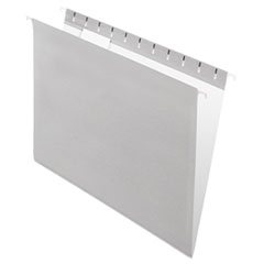 PFX81604 - Pendaflex® Essentials™ Colored Hanging File Folders
