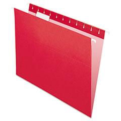 PFX81608 - Pendaflex® Essentials™ Colored Hanging File Folders