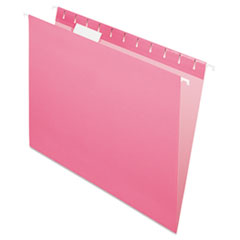 PFX81609 - Pendaflex® Essentials™ Colored Hanging File Folders