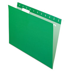 PFX81610 - Pendaflex® Essentials™ Colored Hanging File Folders