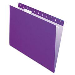 PFX81611 - Pendaflex® Essentials™ Colored Hanging File Folders