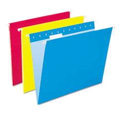 PFX81612 - Pendaflex® Essentials™ Colored Hanging File Folders