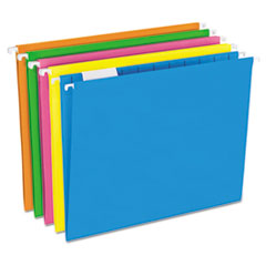 PFX81672 - Pendaflex® Colored Reinforced Hanging Folders