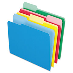 PFX82300 - Pendaflex® Colored File Folders