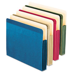PFX90164 - Pendaflex® 100% Recycled Colored File Pocket