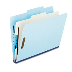 PFX920025RCP1 - Pendaflex® Four- and Six-Section Classification Folders