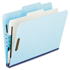 PFX920025RCP2 - Pendaflex® Four- and Six-Section Classification Folders
