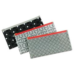 PFX95196 - Pendaflex® Fashion Poly Zip Envelope