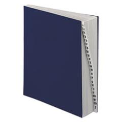 PFXDDF3OX - Pendaflex® Acrylic-Coated Expandable Indexed Desk File