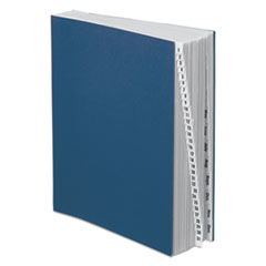 PFXDDF5OX - Pendaflex® Acrylic-Coated Expandable Indexed Desk File