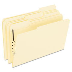 PFXFM310 - Pendaflex® Manila Folders with Fasteners