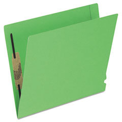 PFXH10U13GR - Pendaflex® Colored Double-Ply End Tab Expansion Folders With Fasteners