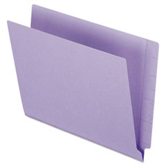 PFXH110DPR - Pendaflex® Colored End Tab Folders With Reinforced Double-Ply Straight Cut Tabs
