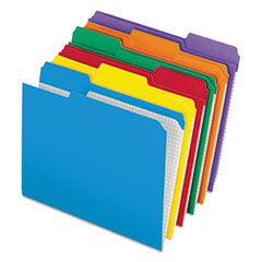 PFXR15213ASST - Pendaflex® Double-Ply Reinforced Top Tab Colored File Folders