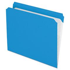 PFXR152BLU - Pendaflex® Double-Ply Reinforced Top Tab Colored File Folders