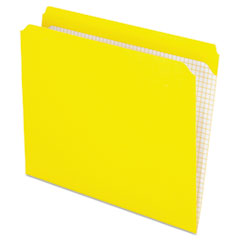 PFXR152YEL - Pendaflex® Double-Ply Reinforced Top Tab Colored File Folders