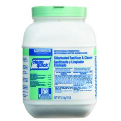 PGC02580 - Clean Quick Powdered Sanitizer/Cleanser