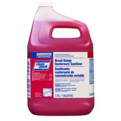 PGC07535 - Broad Range Quaternary Sanitizer w/Test Strips