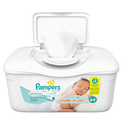 PGC17116PK - Pampers® Sensitive Baby Wipes