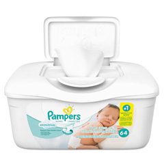 PGC19505CT - Pampers® Sensitive Baby Wipes