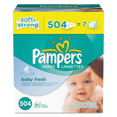 PGC28250CT - Pampers® Baby Fresh Wipes