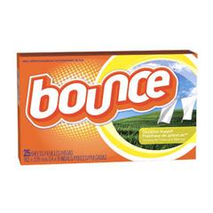 PGC36000 - Bounce® Fabric Softener Sheets