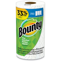 PGC76227RL - Bounty Select-a-Size Paper Towels