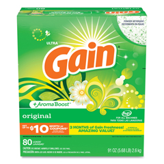 PGC84910 - Gain® Powdered Laundry Detergent
