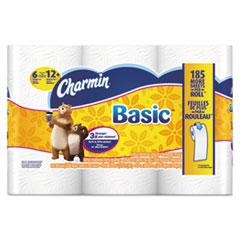 PGC85982 - Charmin® Basic Standard Roll Bathroom Tissue