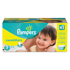 PGC86375CT - Pampers® Swaddlers Diapers