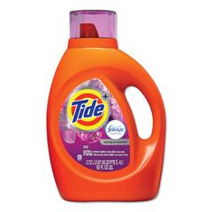 PGC87566EA - Tide® Plus Febreze® Freshness Liquid Laundry Detergent