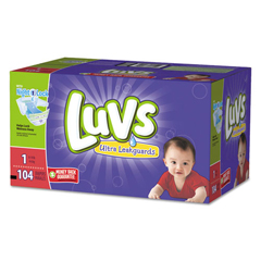PGC87945CT - Luvs Diapers