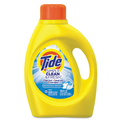 PGC89129EA - Tide® Simply Clean Fresh™ HE Liquid Laundry Detergent