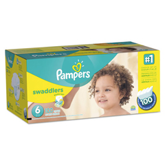 PGC89789CT - Pampers® Swaddlers Diapers