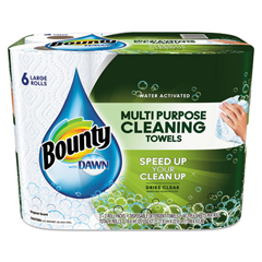PGC92380 - Procter & Gamble Bounty® Paper Towels with Dawn®